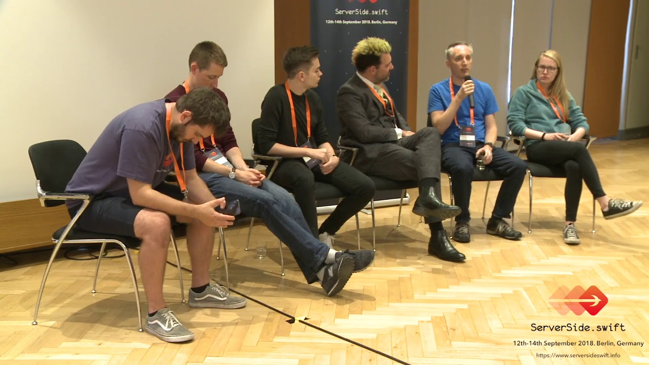 Panel Discussion Serverside.swift