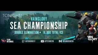 getlinkyoutube.com-[Vainglory Sea Championship] Sea Championship Round 1 | Day 1 | Caster : Junky