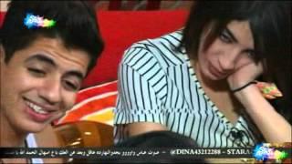 getlinkyoutube.com-حديث وغناء بين سهيله وايهاب وحنان ورفائيل ونسيم في صالة  يوم السبت 24-10-201