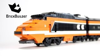 getlinkyoutube.com-Lego Creator 10233 Horizon Express - Lego Speed Build