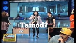 Showtime January 13 2015 (Ryan Bang) Tamod??