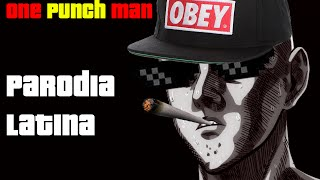 getlinkyoutube.com-► One Punch Man on CRACK 【Parodia Latina】◄