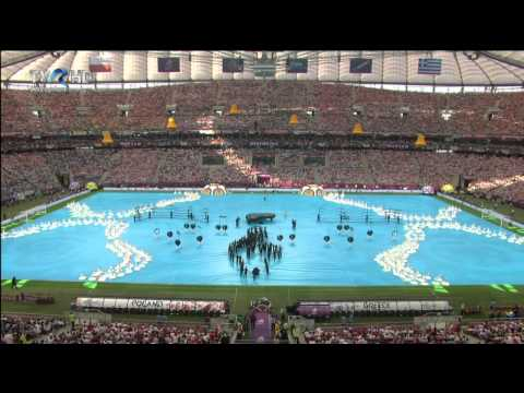 EURO 2012 Opening Ceremony HD (08.06.2012)