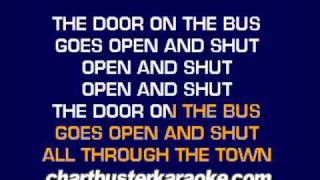 getlinkyoutube.com-The Wheels On The Bus .........(Chartbuster Karaoke)