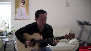 getlinkyoutube.com-Tinh Le Dem Buon Guitar (cover)