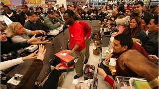Black Friday Becoming Controversial - #CUPodcast