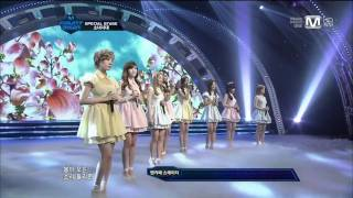 getlinkyoutube.com-111117 SNSD 少女時代 How great is your love 1080P