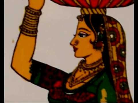 Hamesha Indian Dance. DEVADASI La mujer india.avi