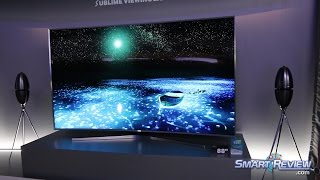 getlinkyoutube.com-CES 2015 | Samsung SUHD 4K Smart TVs Lineup | New Nano Crystals | Ultra HD UHD | JS9500