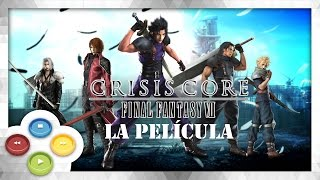 getlinkyoutube.com-FINAL FANTASY VII CRISIS CORE Pelicula Completa Full Movie