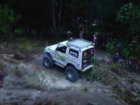 Penampang Open 4x4 Sabah (SS5 - Albert Suzuki) 2012