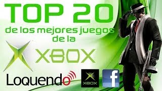getlinkyoutube.com-Top 20 de los mejores juegos de la Xbox (normal) HD [LOQUENDO] + [Emulador y Juegos]