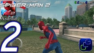 getlinkyoutube.com-The Amazing Spider-Man 2 Android Walkthrough - Part 2 - Chapter 1