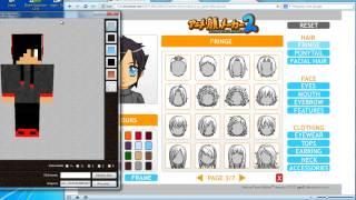 getlinkyoutube.com-Como Fazer Sua Foto em Mangá (ou Anime)