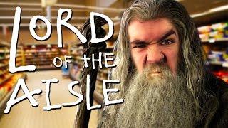 getlinkyoutube.com-ANGRY OLD MAN | Lord Of The Aisle