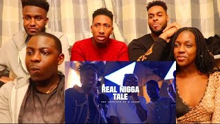 A-Reece feat.1000 Degreez - A Real Nigga Tale ( REACTION VIDEO ) || @reece_youngking @1000_DegreezSA