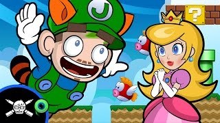 getlinkyoutube.com-Jack Septiceye Vs. Super Mario Maker
