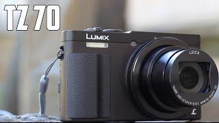 getlinkyoutube.com-Panasonic Lumix TZ70, Review en Español