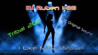 DJ Ruben I-88 (The Original Sound) - I like Move Move It