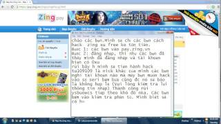 getlinkyoutube.com-Hack Zing Xu Free