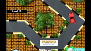 getlinkyoutube.com-Parking Lot game walkthrough - online car parking games
