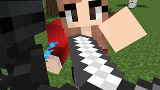 getlinkyoutube.com-(Minecraft Animation) TheDiamondMinecart // DanTDM | Minecraft | GOTTA SAVE MY MOM?!
