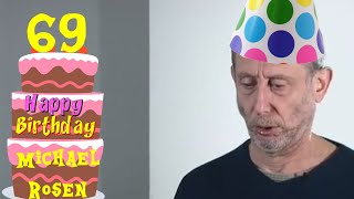 getlinkyoutube.com-The Michael Rosen 69th Birthday Collab
