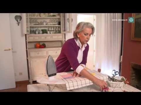Cómo hacer manteles individuales en Ideas decorativas con Lilla Moreno