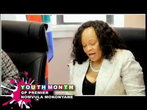 GPG Youth Month: GP Premier Nomvula Mokonyane: Youth Development