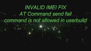 getlinkyoutube.com-Invalid IMEI fix Engineering mode