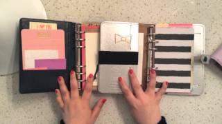 getlinkyoutube.com-Louis Vuitton Agenda vs Filofax vs Kikki K | Comparison & Review!