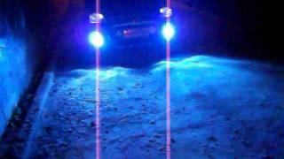 getlinkyoutube.com-Xenon 30000k HID Azul Extremo