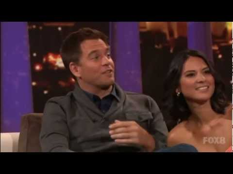 Rove LA 1x04 Seth Green, Olivia Munn and Michael Weatherly 1/5