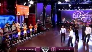 getlinkyoutube.com-Showmatch 2011 - Manu Ginóbili jugó al básquet con Marcelo Tinelli y Tito