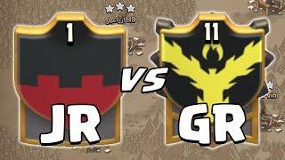 getlinkyoutube.com-Clash of Clans: Level 1 Clan vs Level 11 Clan!!  Who will win??!  War Recap
