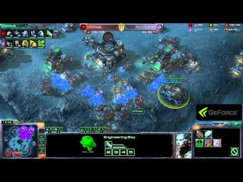 GSPA Destiny vs Bomber ZvT Game 2 - Starcraft 2