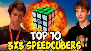 getlinkyoutube.com-Top 10 3x3 Speedcubers 2016