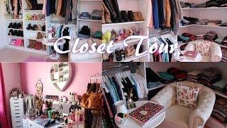 getlinkyoutube.com-|CLOSET TOUR| Mon Dressing sur Mesure pour 350 euros|