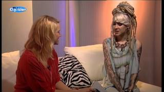 getlinkyoutube.com-CityVision-Szenecheck mit der Tattoo- & Verwandlungskünstlerin Cira Las Vegas