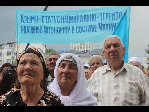Сегодня в Украине вспоминают о 72-й годовщине депортации крымских татар.