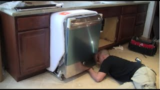 getlinkyoutube.com-How to Install a Dishwasher Step by Step