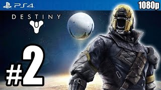getlinkyoutube.com-Destiny Walkthrough PART 2 (PS4) [1080p] No Commentary TRUE-HD QUALITY