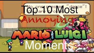 getlinkyoutube.com-Top 10 Most Annoying Mario & Luigi Moments