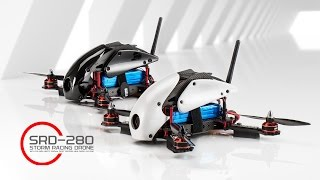 getlinkyoutube.com-Storm Racing Drone SRD280 - HeliPal.com