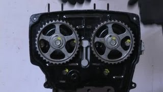 getlinkyoutube.com-How to Align the Camshaft if My Timing Belt Broke : Timing Belts & Other Auto Repairs