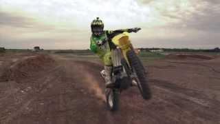 getlinkyoutube.com-Josh Hill Private SX Helicopter Shoot ft Kade Mosig