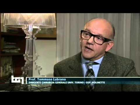 Dott.Tommaso Lubrano, TG1 Medicina 21/12/2014
