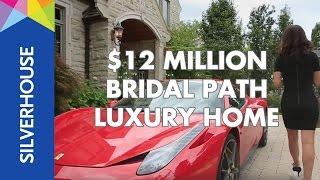 getlinkyoutube.com-$12 Million Dollar Bridal Path Luxury Real Estate Video Tour - 95 Bayview Ridge