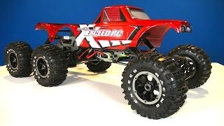 getlinkyoutube.com-RC ADVENTURES - Exceed RC 1/8 scale 6x6 MadTorque Crawler /w SPECiAL GUEST!