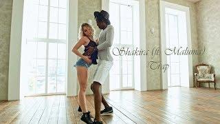 Shakira (ft. Maluma) - TRAP, romantic choreo by Valeriya Steph & Berany Rigondeaux
